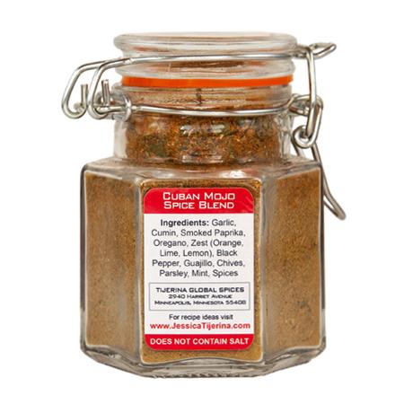 Cuban Spice Blend Back